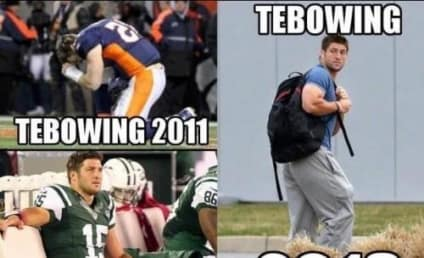 Tim Tebow: Lingerie League QB Coach?