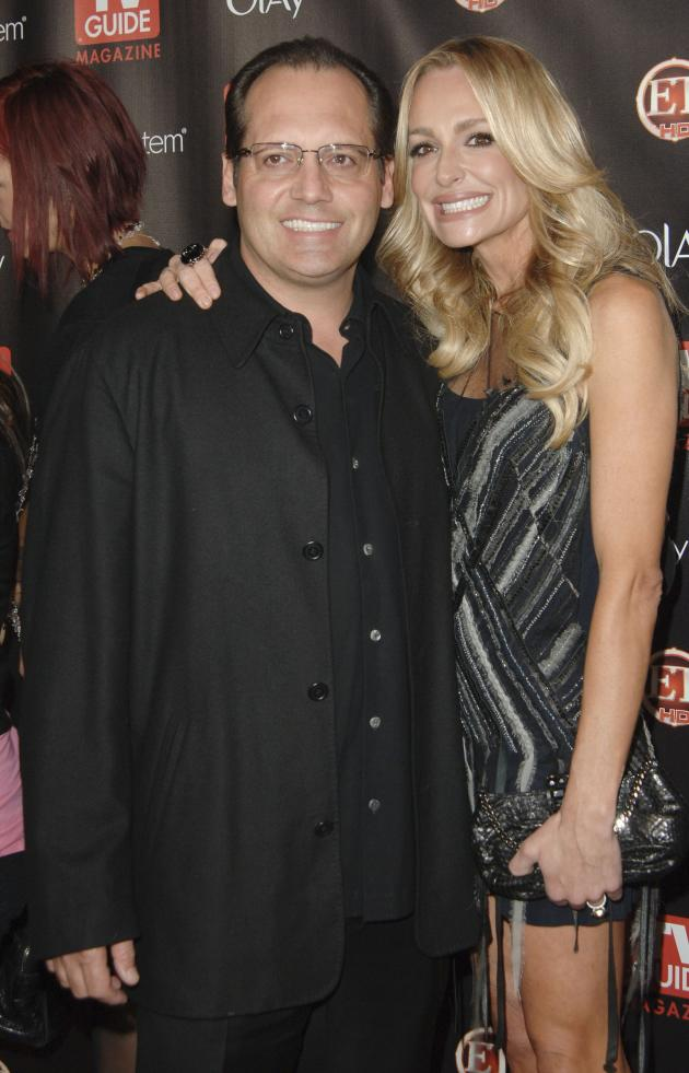 Russell Armstrong and Taylor Armstrong Photo