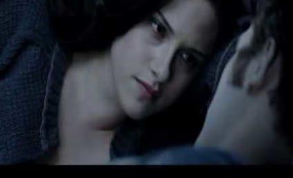 New Eclipse Scene: Edward & Bella in Bed!