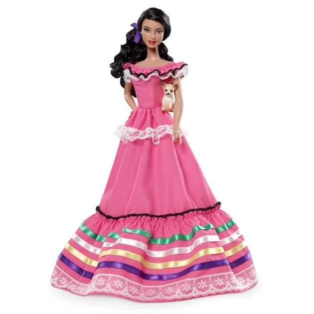 Mexico Barbie