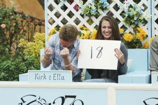 Kirk DeWindt and Ella Nolan