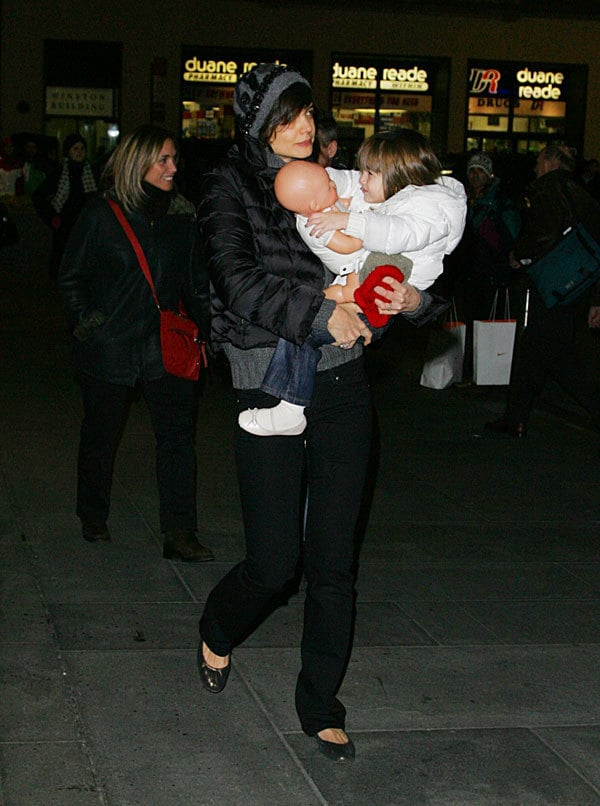 Celebrity Mom and Daughter