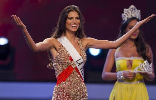 Carlina Duran, Miss Dominican Republic