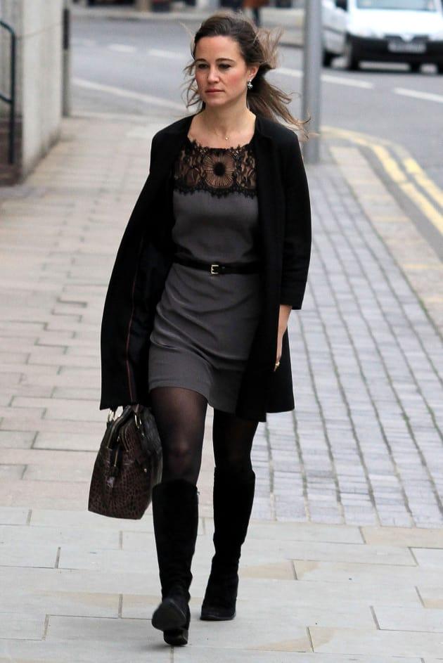 Pippa Middleton Business Attire