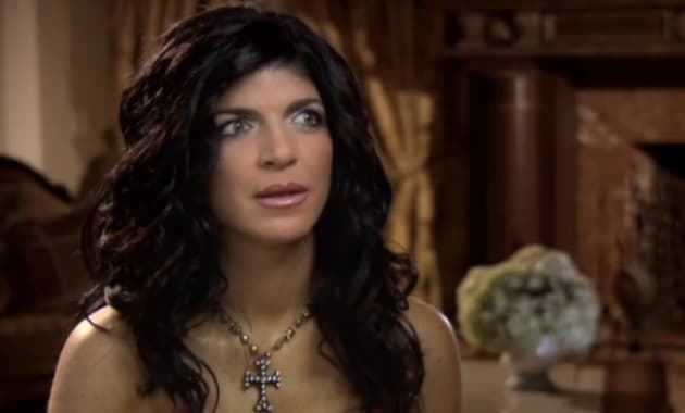 Teresa giudice pissed at andy cohen over sentencing for Where do the real housewives of new jersey live