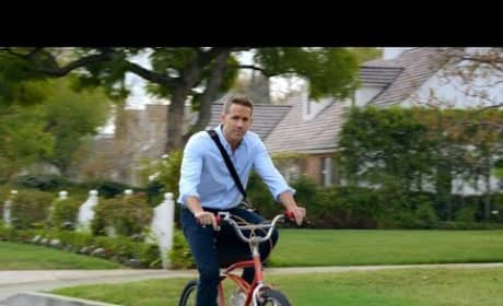 Ryan Reynolds Super Bowl Commercial