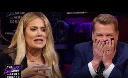 Khloe Kardashian: I'd Rather Vomit Than Talk About O.J. Simpson!