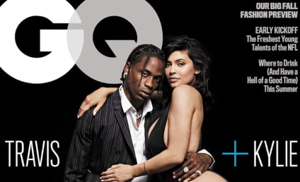 Kylie Jenner Dry Humps Travis Scott on New GQ Cover
