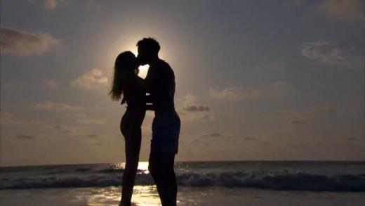 Bachelor in Paradise Season 7 sneak peek - silhouettes in paradise