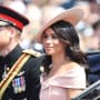Meghan Markle Pink Dress