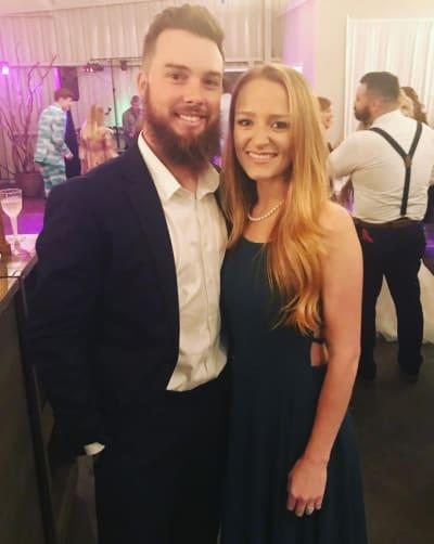 Maci and Taylor at Ryan's Wedding!
