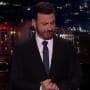 Jimmy Kimmel Cries