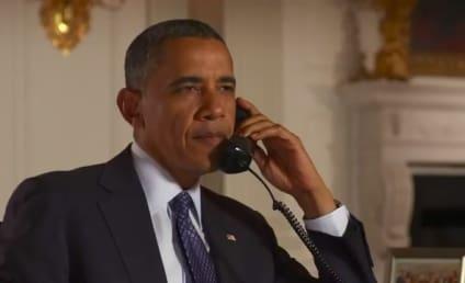President Obama Calls Stoned Kal Penn