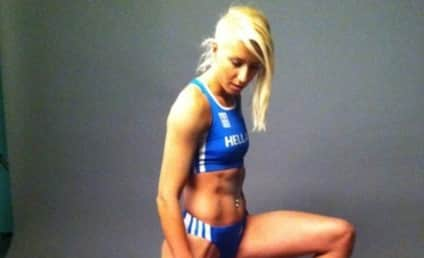Voula Papachristou: Booted from Greek Olympic Team for Racist Joke
