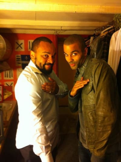 Quenelle Gesture