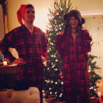 Taylor Swift on Christmas