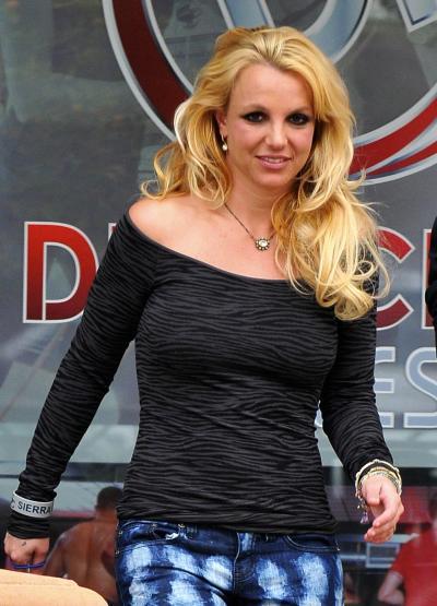 Britney Spears Lookin' Hot