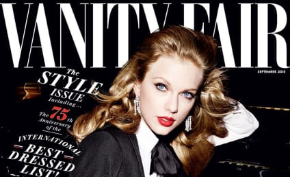 Taylor Swift Covers Vanity Fair, Talks Girl Squad, Kanye, Love Life