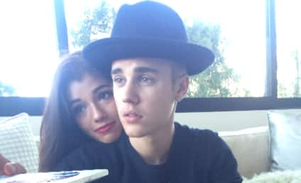 Justin Bieber Cuddles with Yovanna Ventura, Sticks It to Selena Gomez