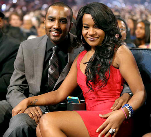Bobbi Kristina Brown, Husband Nick Gordon