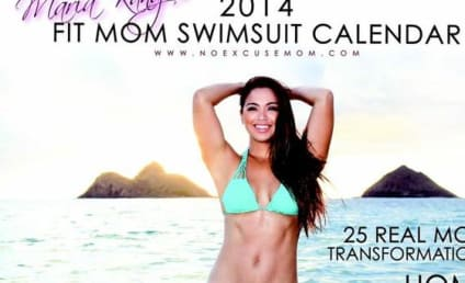 """Maria Kang Releases 2014 """"No Excuse Fit Mom Calendar"""""""