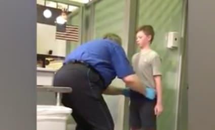 "Mother Blasts TSA for ""Horrifying"" Pat-Down of Disabled Son"