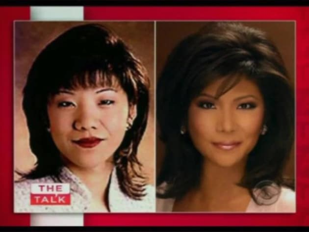 Julie Chen Plastic Surgery Host Admits Altering Eyes To
