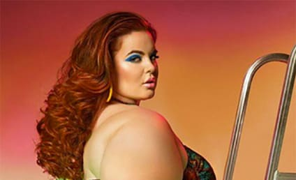 Tess Holliday Says #EffYourBeautyStandards, Models Bikini Line