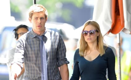 Veronica Mars Movie Set Pic: Who's Coupling Up?