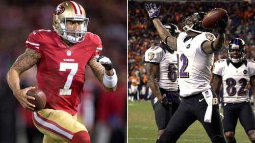 49ers vs. Ravens
