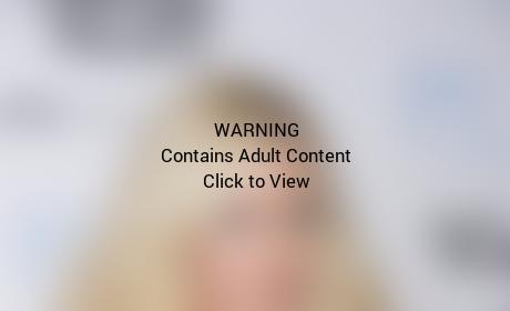 Heidi Montag Side Boobage