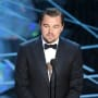 Leonardo DiCaprio at 2017 Oscars