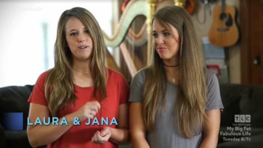 Jana Duggar and Laura DeMasie