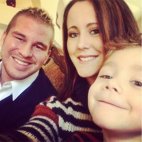 Jenelle, Nathan and Kaiser - The Hollywood Gossip