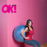 Kim Kardashian's Workout