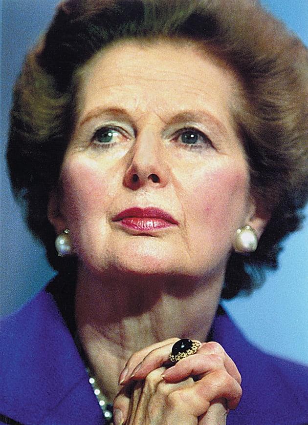 Margaret Thatcher Photo