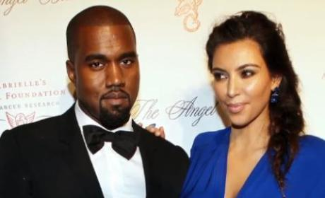 Kim Kardashian Baby Photo Debate