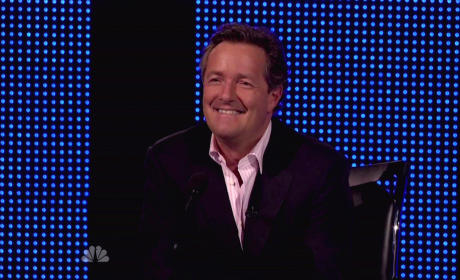 Will you miss Piers Morgan as a judge on America's Got Talent?