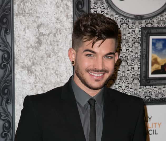 Adam Lambert, Looking Dapper