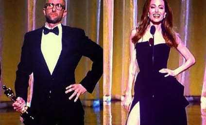 Jim Rash on Angelina Jolie Oscar Pose: A Loving Tribute!
