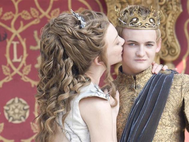 King Joffrey Purple Wedding Image