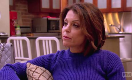 Bethenny Frankel on Real Housewives of New York City