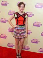 Emma Watson at the VMAs