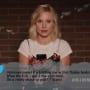 Kimmel mean tweets kristen bell