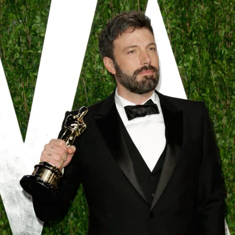 Ben Affleck at the 2013 Oscars