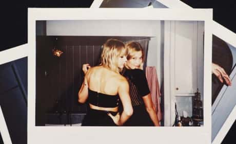 Karlie Kloss and Taylor Swift Party!