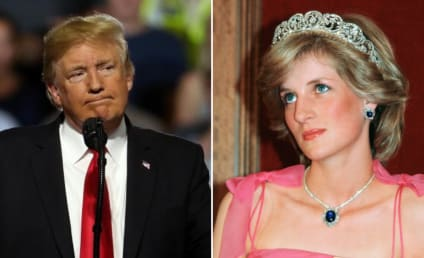 Donald Trump to Royals: Remember When I Tried to Bang Princess Di?