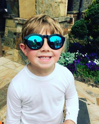 Kash Biermann in Sunglasses