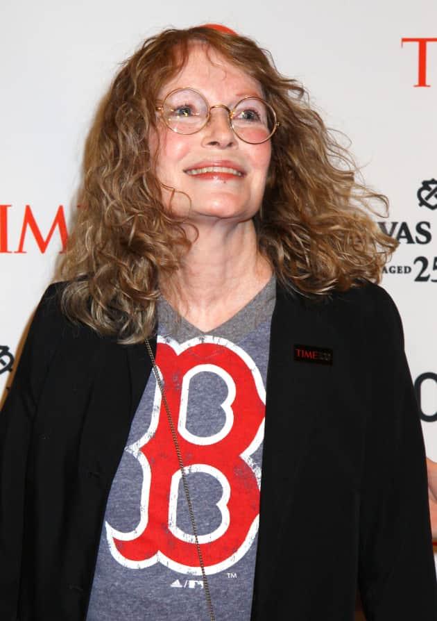 Mia Farrow Picture