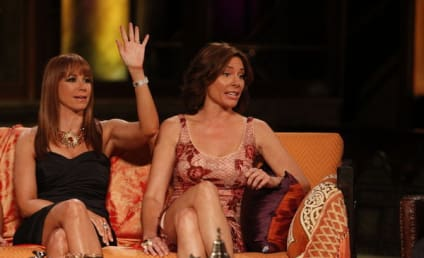 Jill Zarin Teases Departure from The Real Housewives of New York City